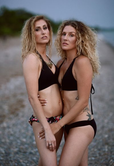 Besties Swimwear Shoot