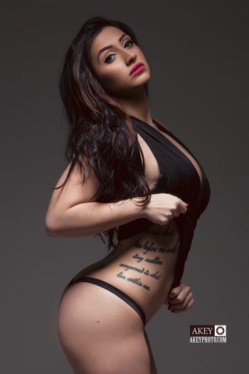 Boudoir Photography - Nelly - 3