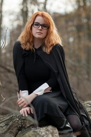 Courtney, Hogwarts Style