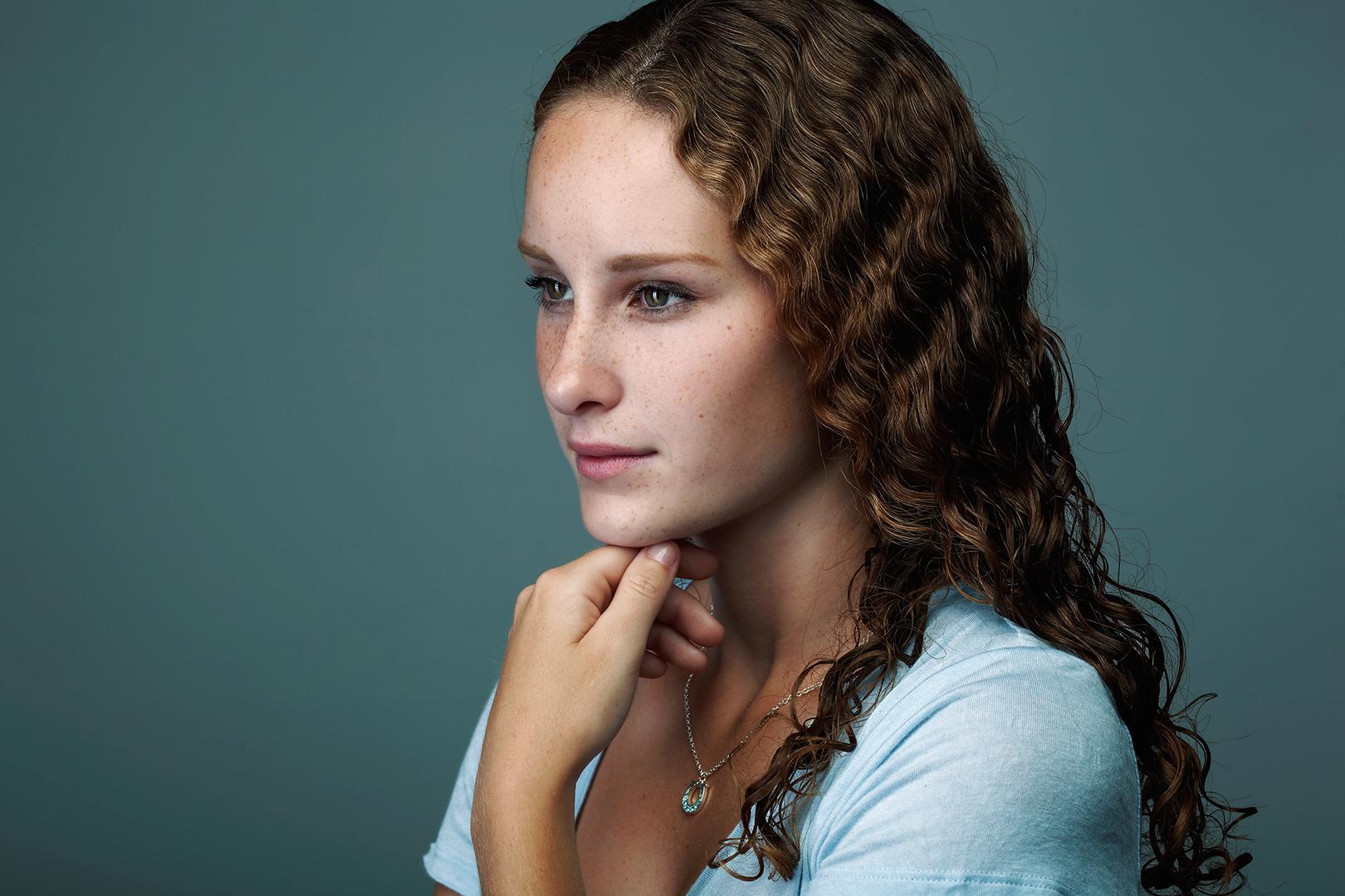 Windsor Portrait Photographer - Studio Portrait