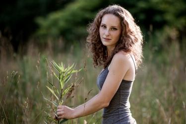 Windsor Portrait Photographer - Natural Light - Natalie
