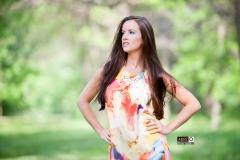 Windsor Portrait Photographer - Available Light Location Portrait - Krysta