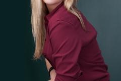 Headshot-style Portrait - Leah Taillefer