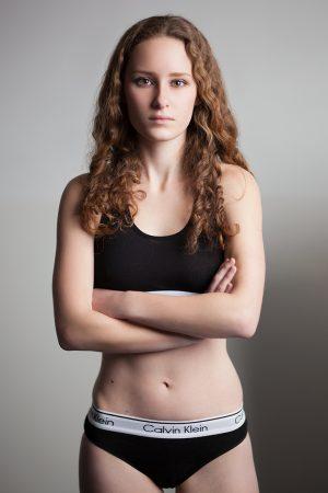 Windsor Boudoir Photographer - Natalie - Calvin Klein