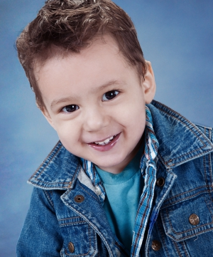 Windsor Family Photographer - Child Portrait