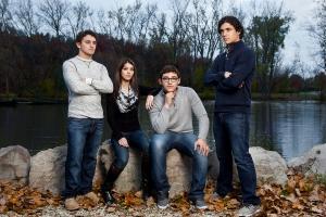 Windsor Family Photographer - Family Portrait