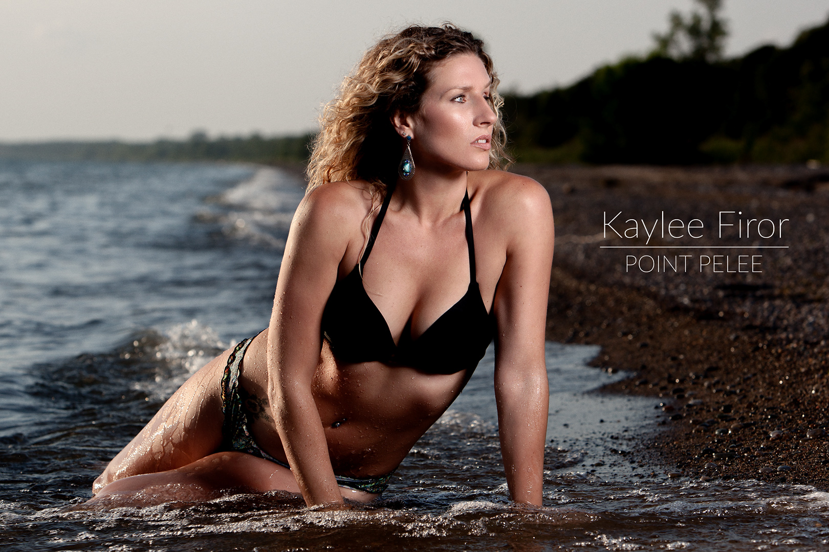 Beach Portraits - Kaylee