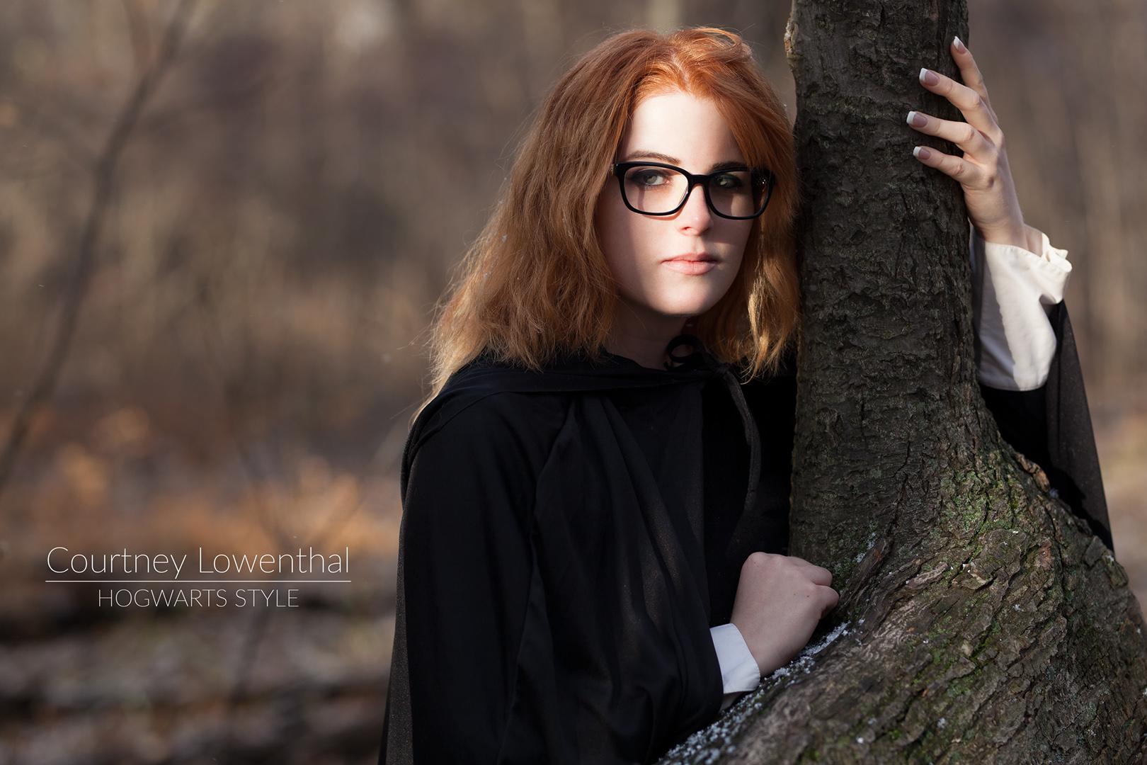 Creative Photography - Hogwarts Style