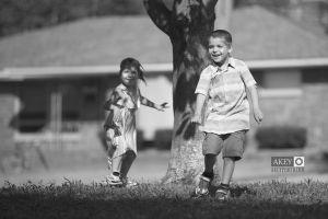 Child Portrait - Ray Akey - Windsor, Ontario