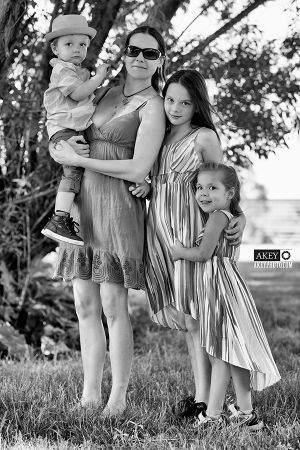Family Portrait - Ray Akey - Windsor, Ontario